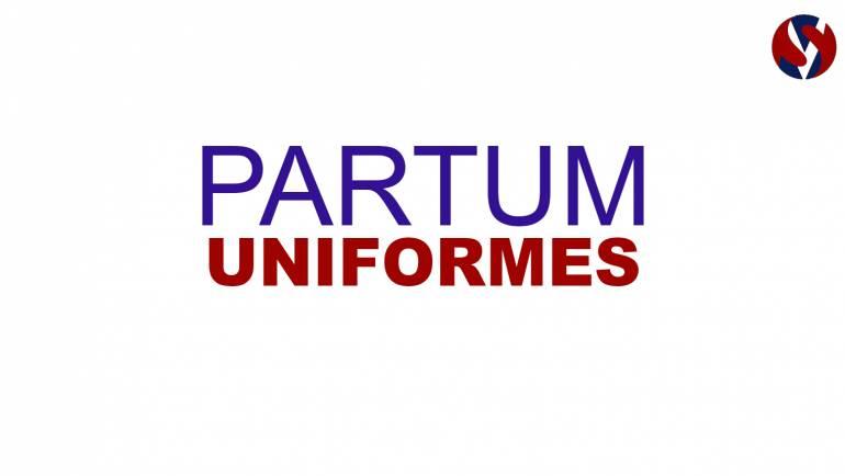bc66a0a30b Partum Razão Social  Partum Confecções de Roupas Profissionais Ltda Nome  Fantasia  Partum Atividade da Empresa  Uniformes Endereço  Travessa  Industrial ...