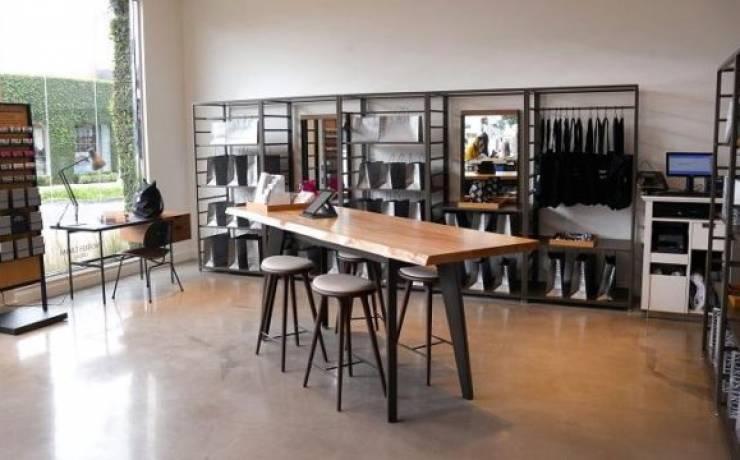 Lojas sem roupas é a nova tática nas lojas dos EUA para clientes