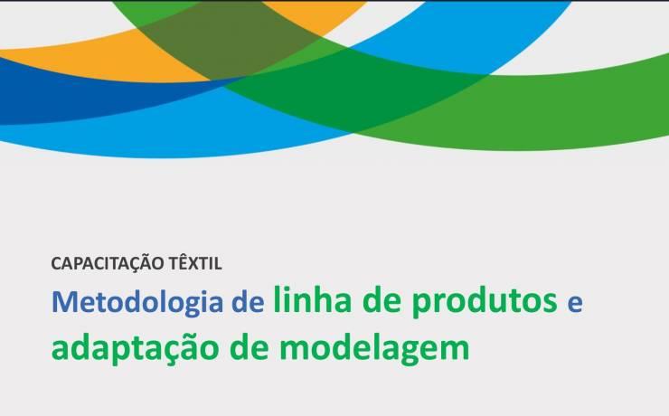 Capacitação: Linha de produto e modelagem