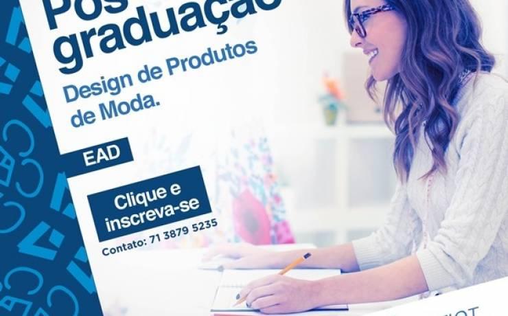 Design de Produtos de Moda – EAD