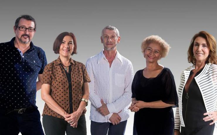 Cinco artistas baianos se reencontram para exposição no Palacete